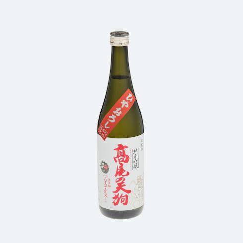 髙尾の天狗 純米吟醸 ひやおろし 720mlの画像